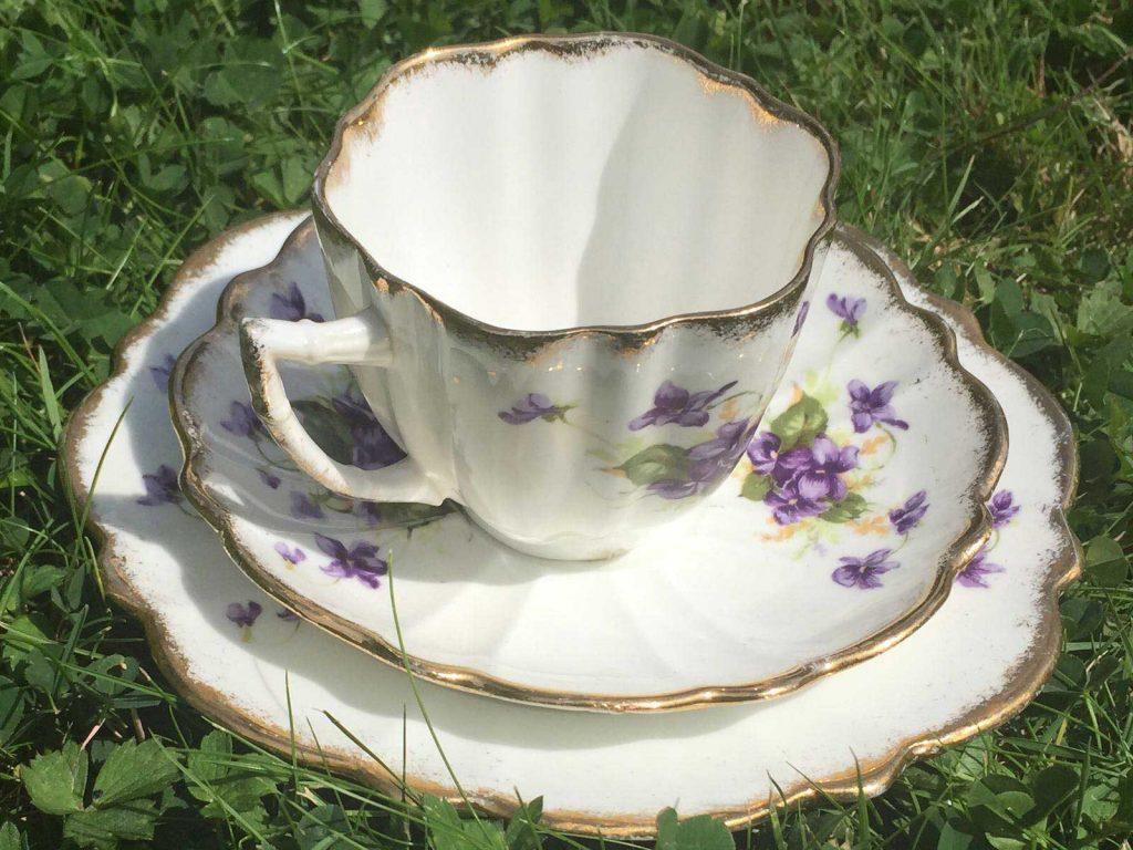 Rosie Lee Vintage Teacup Hire – Hire Service For Vintage Tea