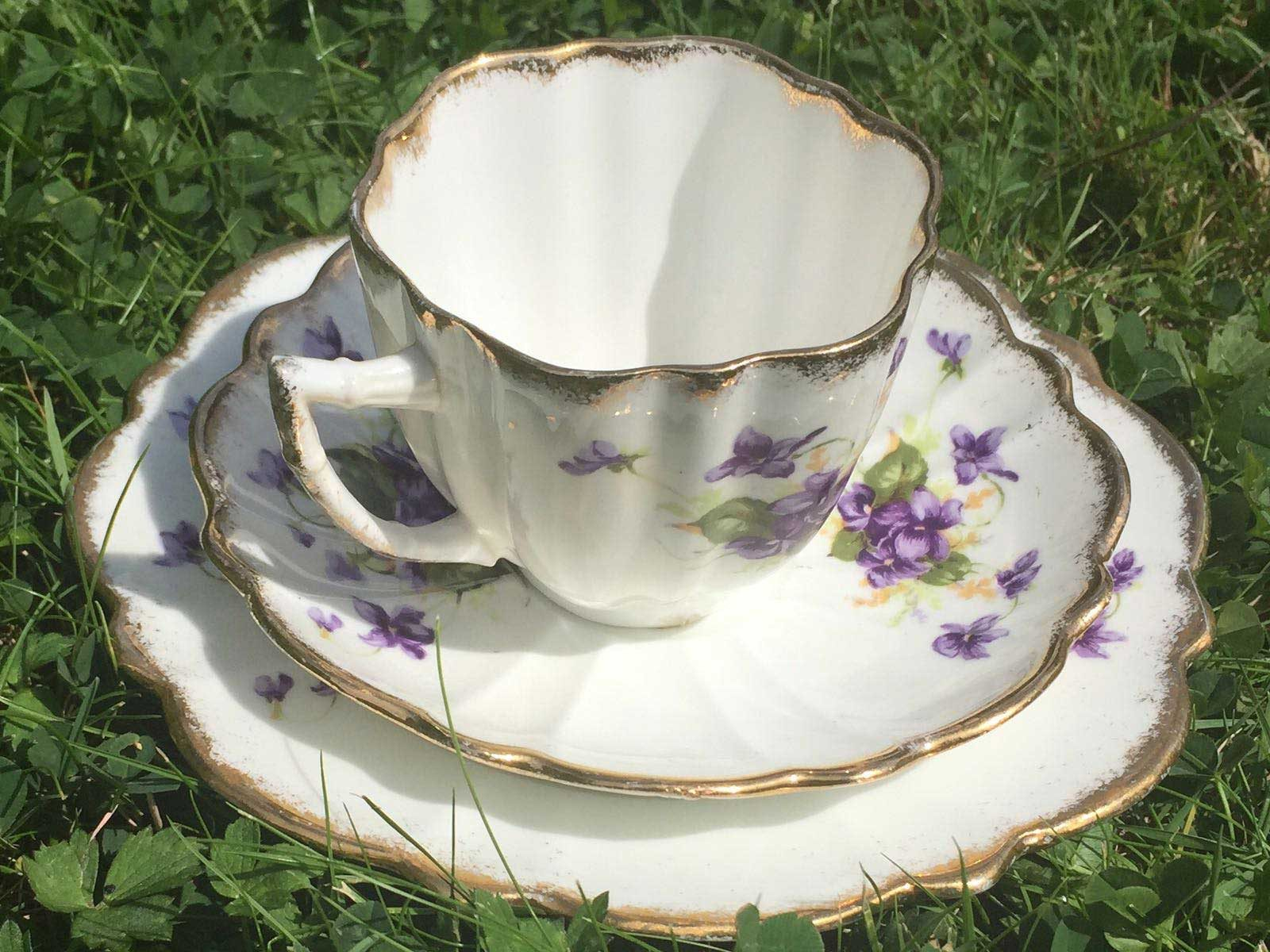 vintage teacup hire herts
