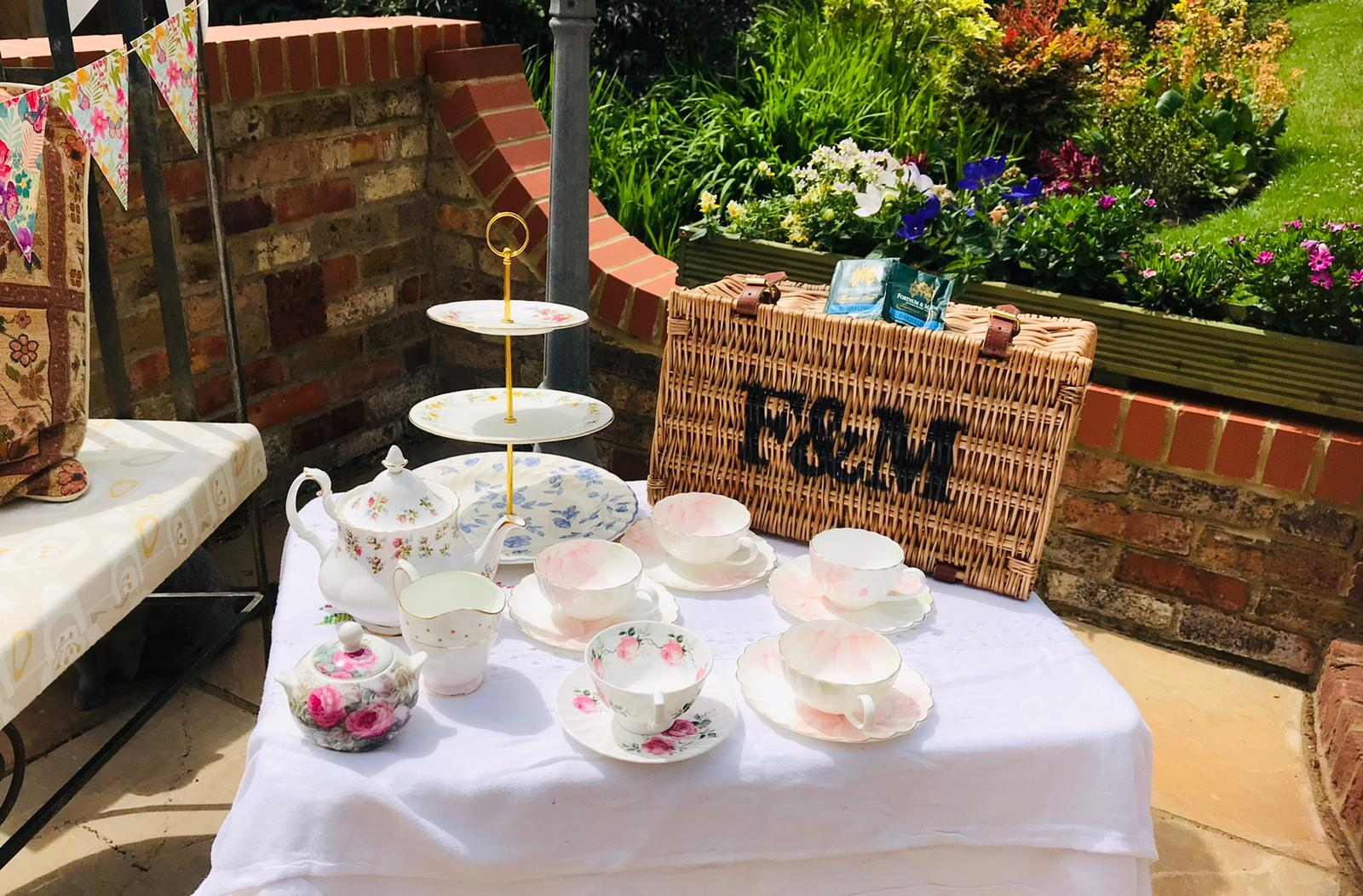 vintage tea party barnet north london
